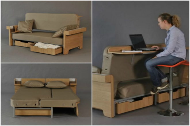 Purchase furniture with multiple functions
