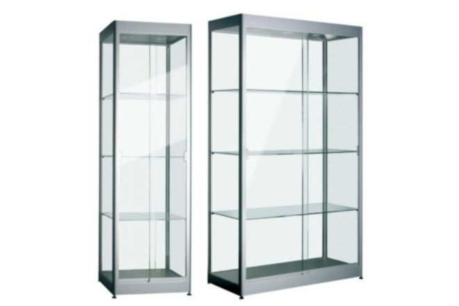 display cabinet is unnecessary