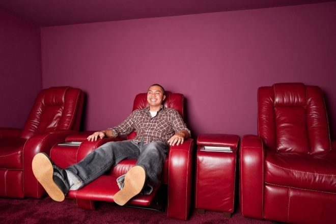 Recliner is cost double of sofa